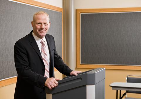 Presenter Globalinx