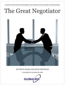 The Great Negotiator